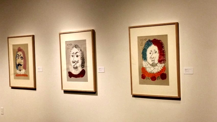 picasso-lithographs-mcallen-museum