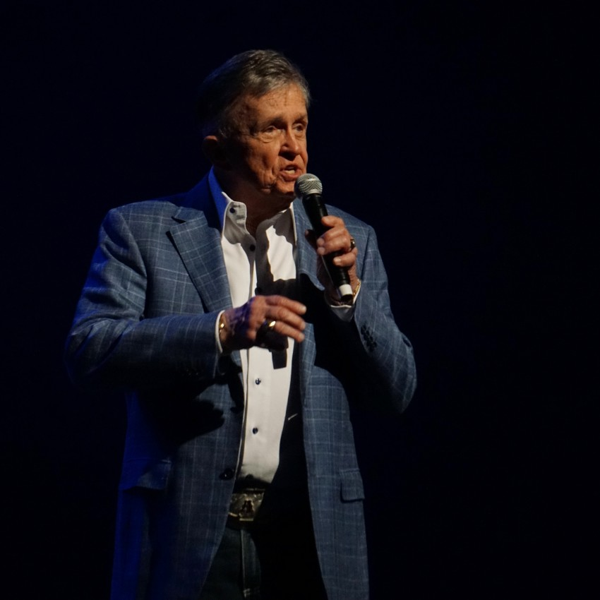 Bill Anderson at the grand ole opry