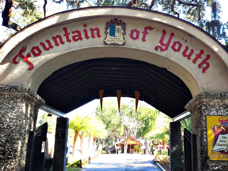 fountain-of-youth-archaeological-park-florida