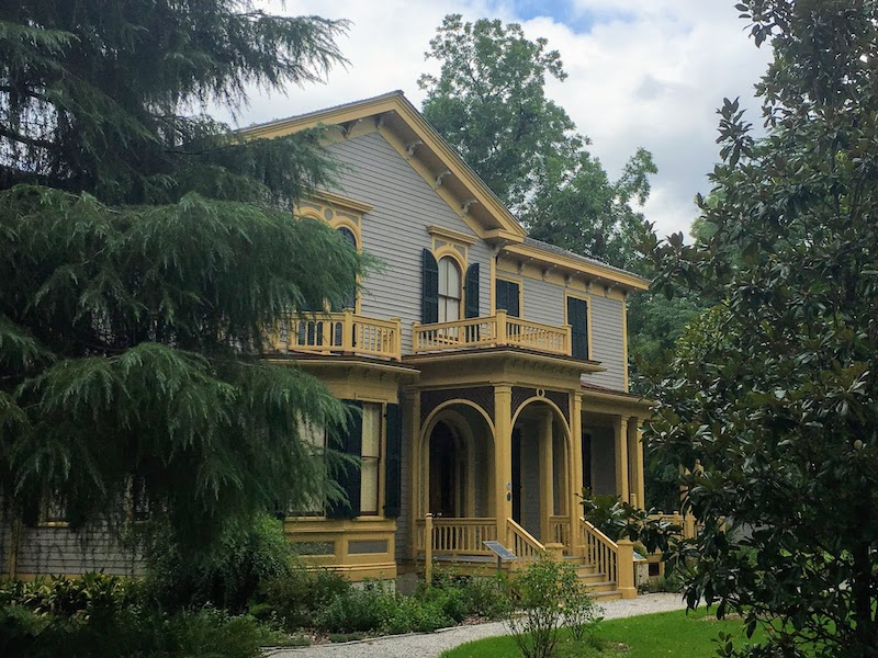 Woodrow-Wilson-Childhood-Home-in-Columbia