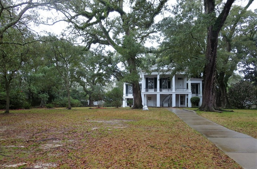 historic mobile mansions tour
