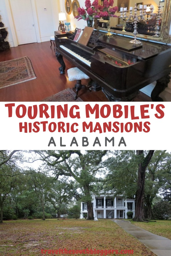 touring mobile alabama mansions