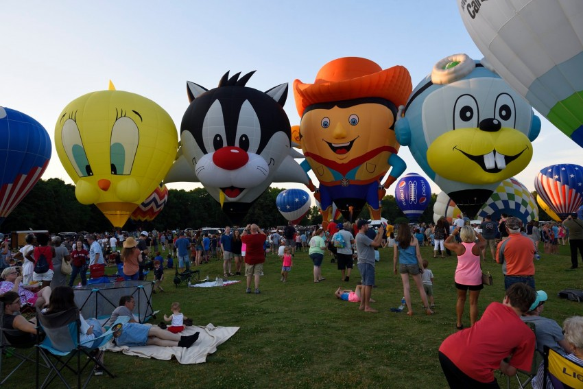 Alabama Jubilee balloon festival