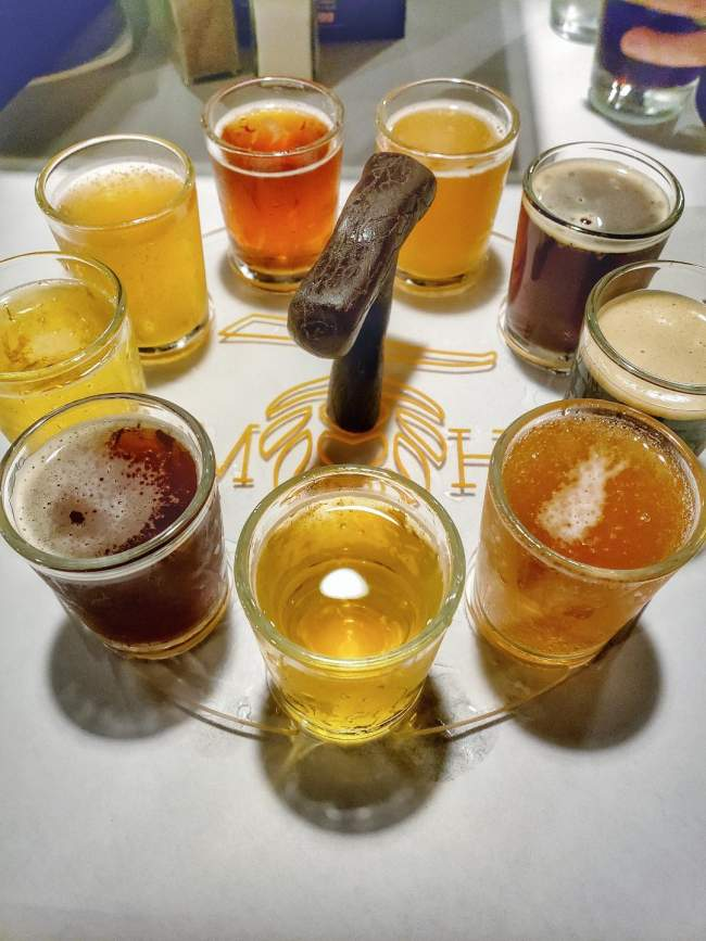 Beer-Flight-at-the-Mash-House