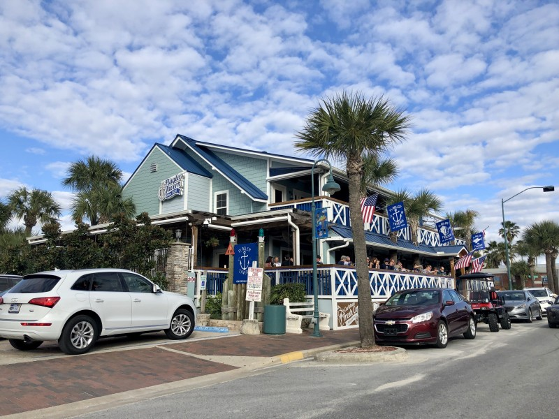 restaurant new smyrna beach