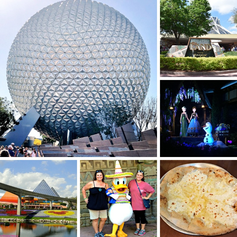 Walt-Disney-World-Epcot-theme-park