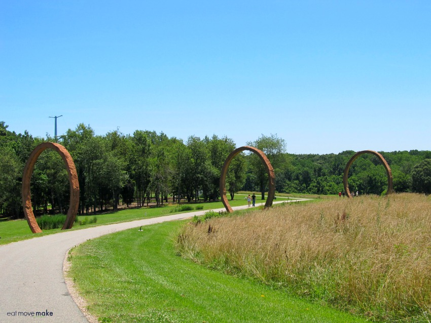 The Museum of Art Park (NCMA) is something you must see in North Carolina.