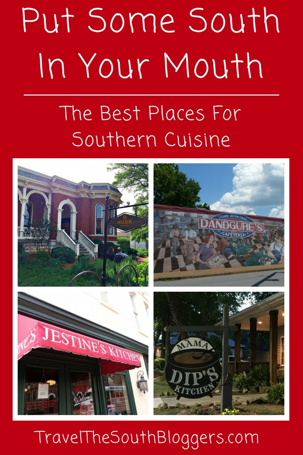 Mama Dips is one of the best places for Southern cuisine in the South.