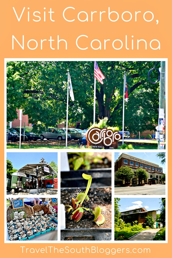 Your guide for visiting Carrboro, North Carolina, minutes from Chapel Hill.