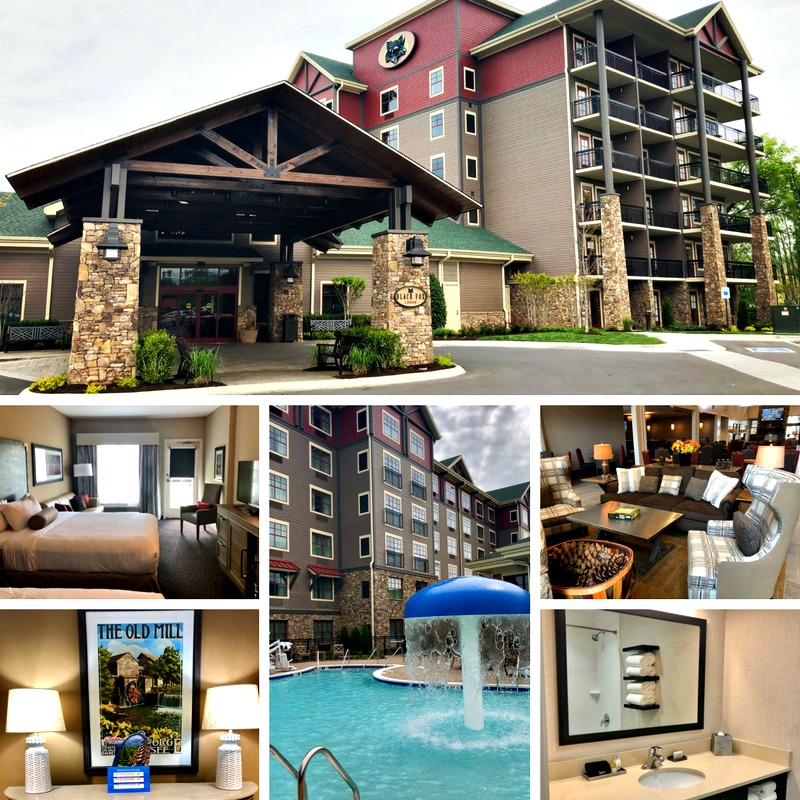 One of 10 things for Millennials to do in Pigeon Forge is stay at the Black Fox Lodge.