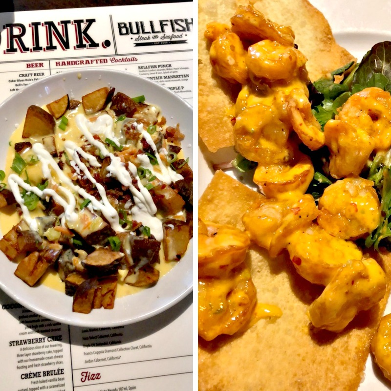 One of 10 things for Millennials to do in Pigeon Forge is eat at Bullfish.