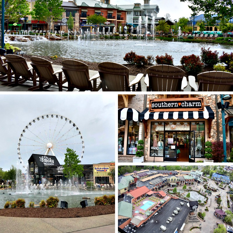 One of 10 things for Millennials to do in Pigeon Forge is hang out at the Island