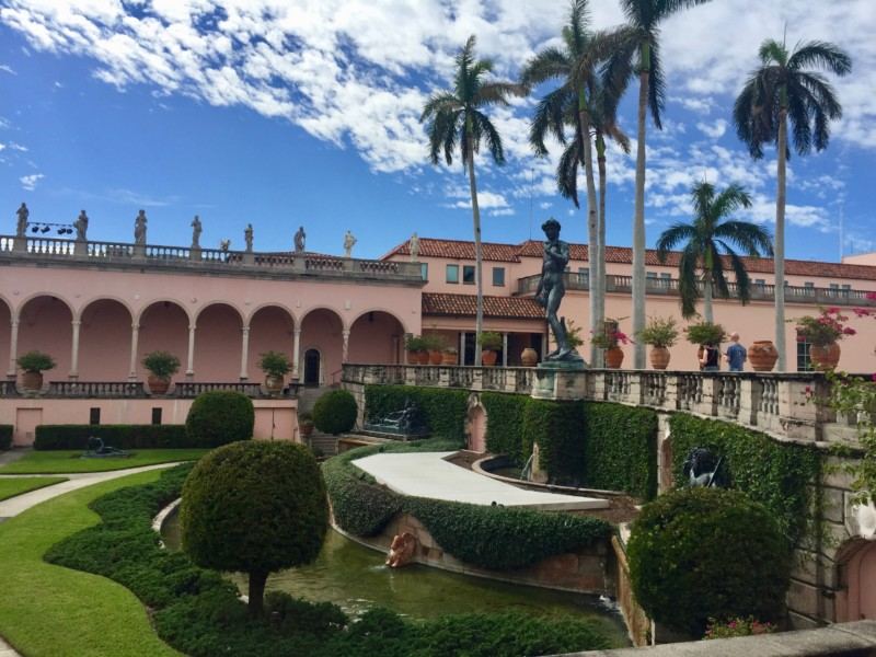 One of the unique Florida attractions you should not miss is The Ringling in Sarasota.