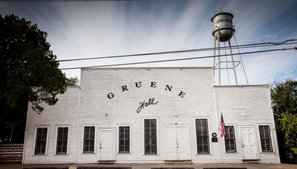A Photo Guide to the Gruene, Texas Historic District