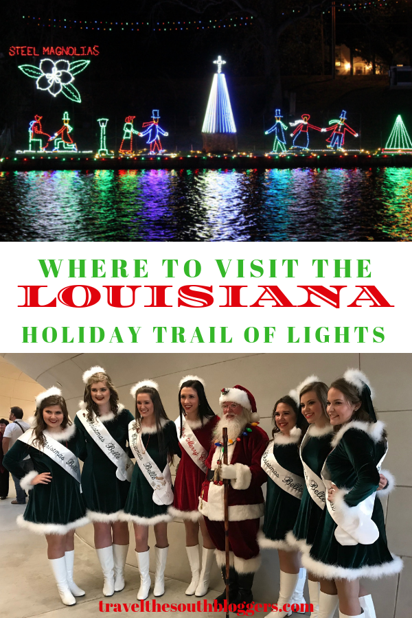 Be sure to visit the Country Christmas Festival in Vivian and the many fun Christmas events when you are exploring the Louisiana Holiday Trail.