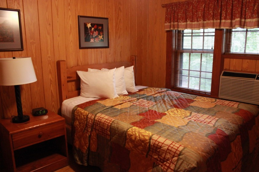 A stay at the Mather Lodge is a great choice when visiting Arkansas's Petit Jean State Park.
