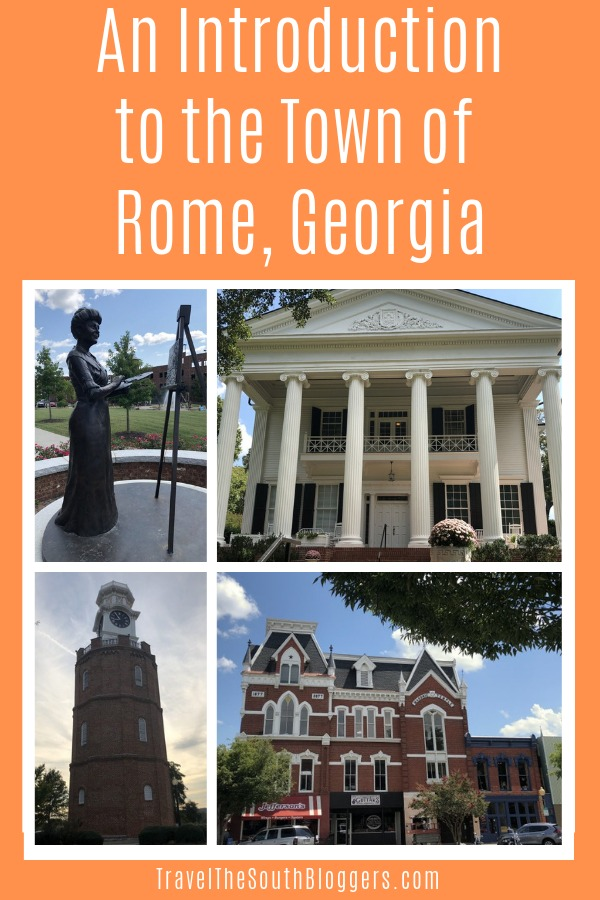 With three rivers and a beautiful downtown, Rome, Georgia is a must-see for anyone visiting North Georgia.