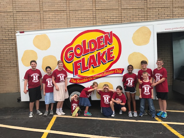 The tourism scene has exploded in Birmingham, Alabama and the Golden Flake tour is one of the top reasons.