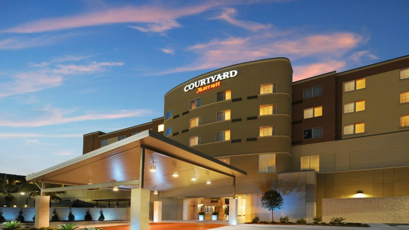 The Courtyard Houston Pearland is a great place to stay when visiting Pearland, Texas.