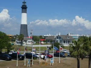 tybee light station and museum Georgia
