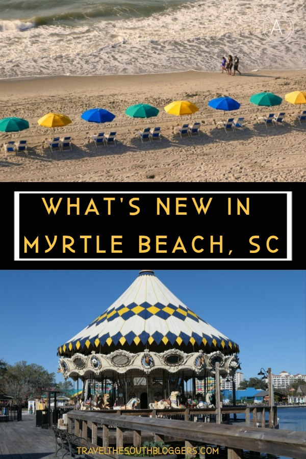 what's new in Myrtle Beach