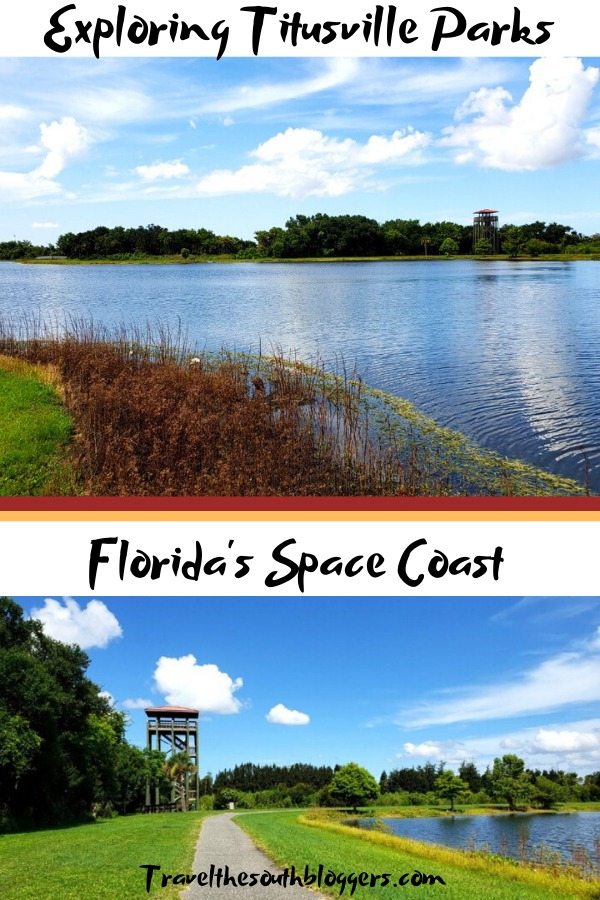 exploring florida space coast titusville parks