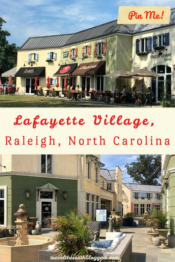 Lafayette Village in Raleigh