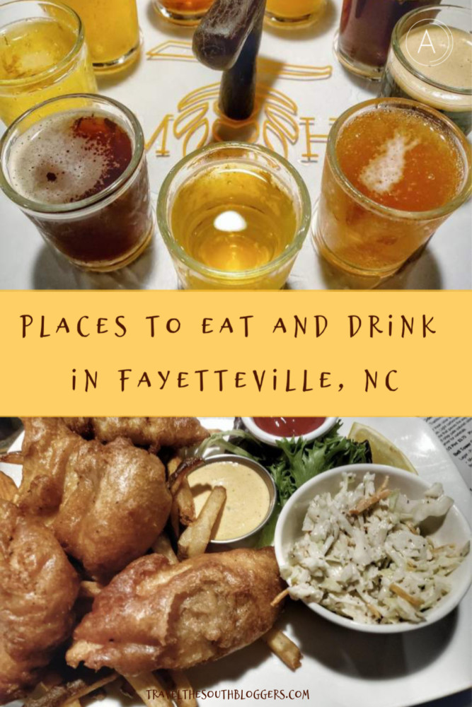 where to eat in fayetteville nc pin