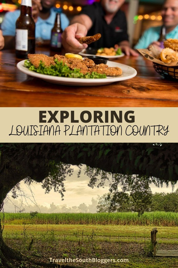 what to see and do in louisiana plantation country