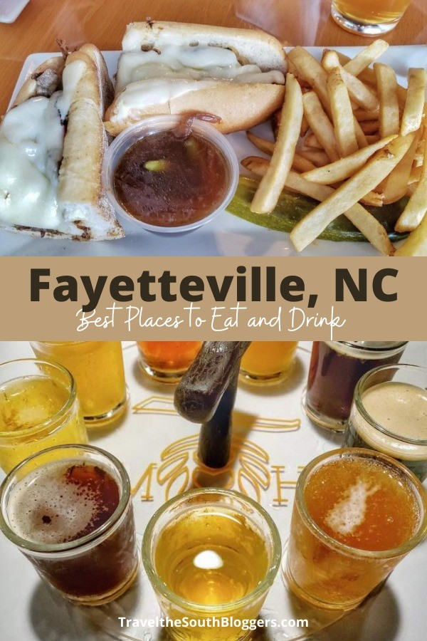 where to eat fayetteville nc