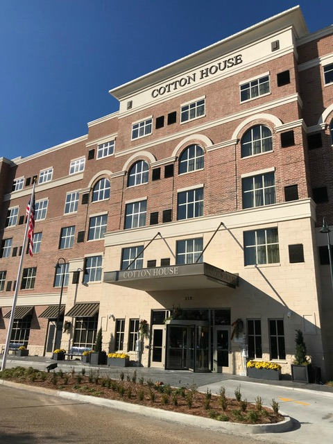 cotton house hotel cleveland