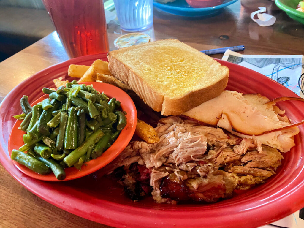 14-bones-pulled-pork-and-green-beans