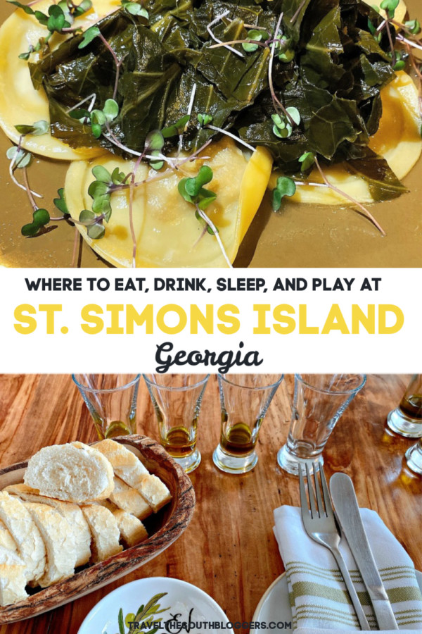 what to do in st simons island Georgia