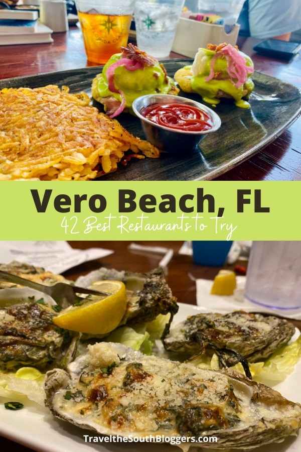 best places to eat vero beach
