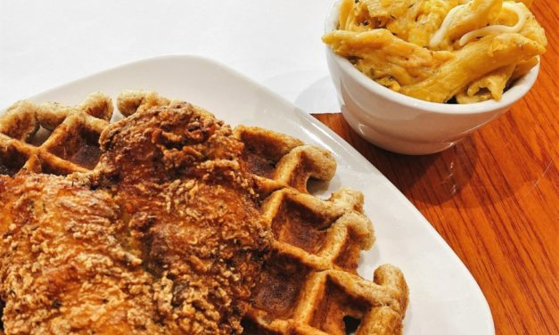 Dame's Chicken and Waffles History, Durham, NC