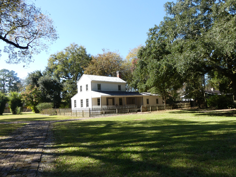 John jay French museum Beaumont