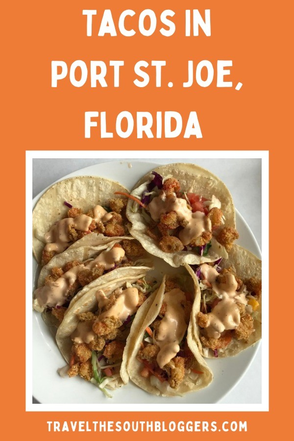 port st joe florida food scene