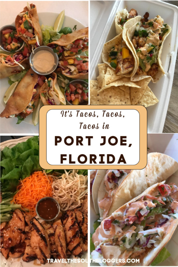 tacos in port Joe florida