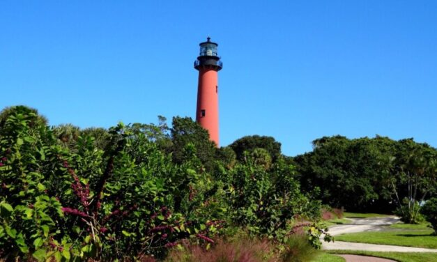 Visiting the Jupiter Inlet Lighthouse and Museum
