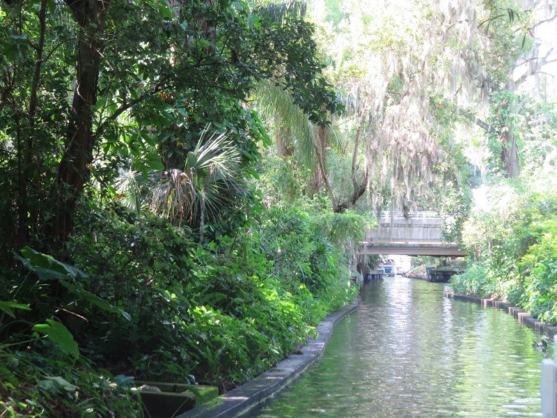Boat Tour in Winter Park, Florida