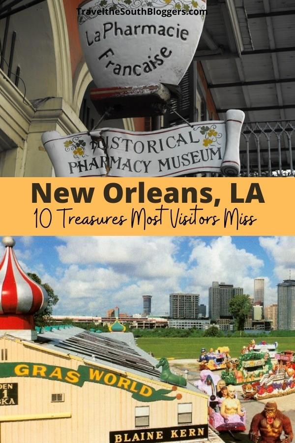 10 best museums in new orleans