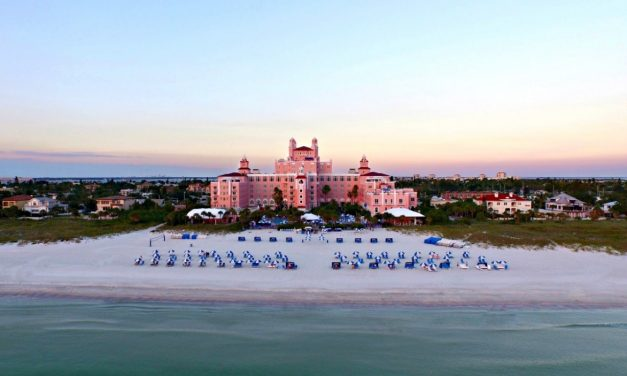 St. Petersburg's Iconic Don Cesar Hotel
