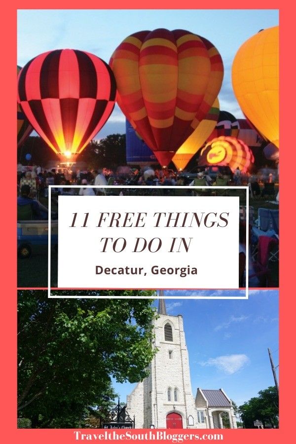 things to do in decatur georgia