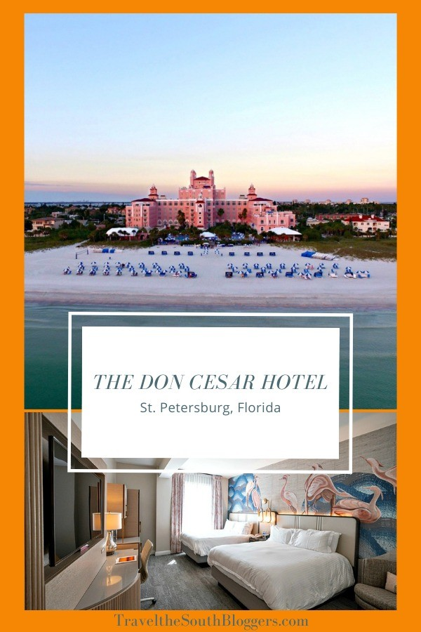 The Don Cesar Hotel St Pete