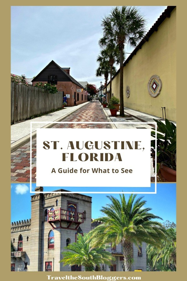 a guide for st augustine