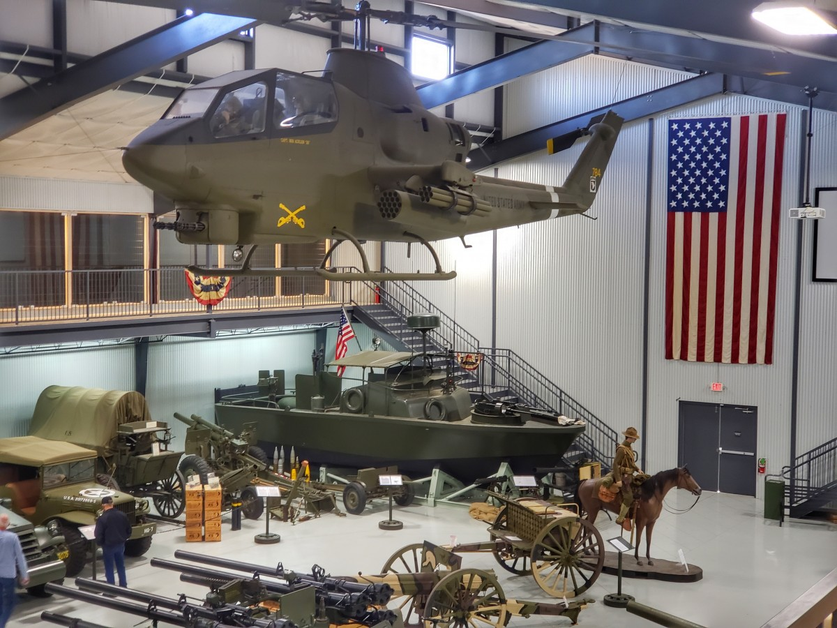 Museum of the American GI