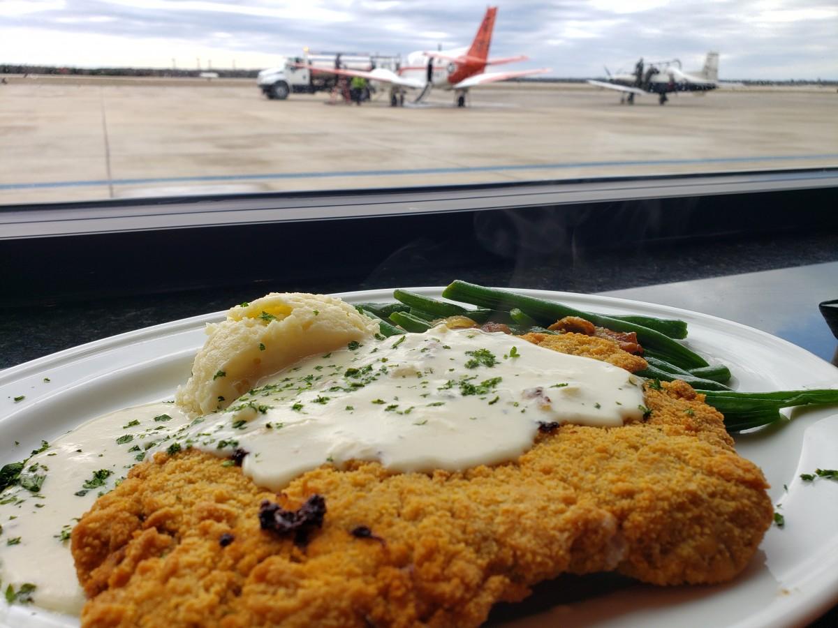 Gate 12 Chicken Fried Steak