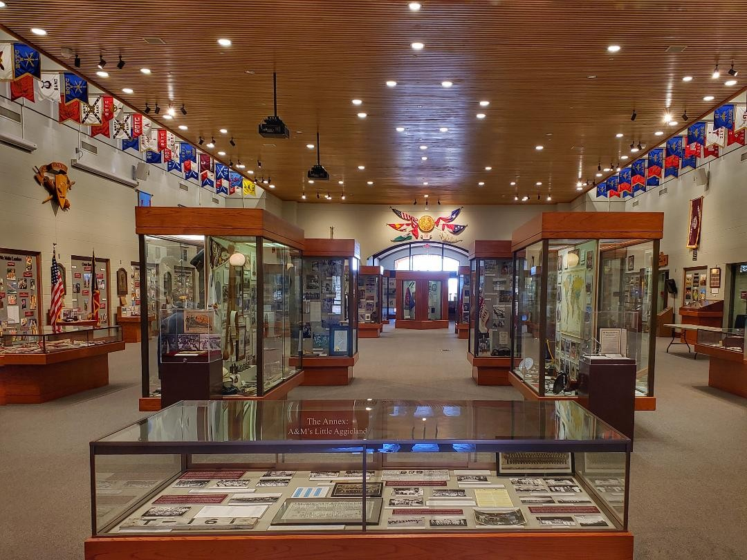 Sanders Corps of Cadets Museum