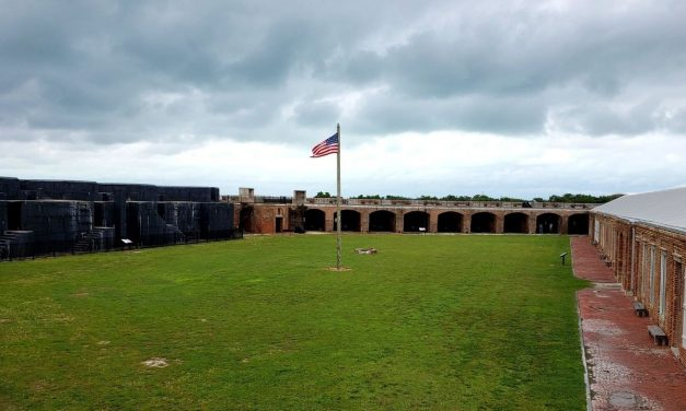 History & Adventure at Fort Zachary Taylor State Park, Florida