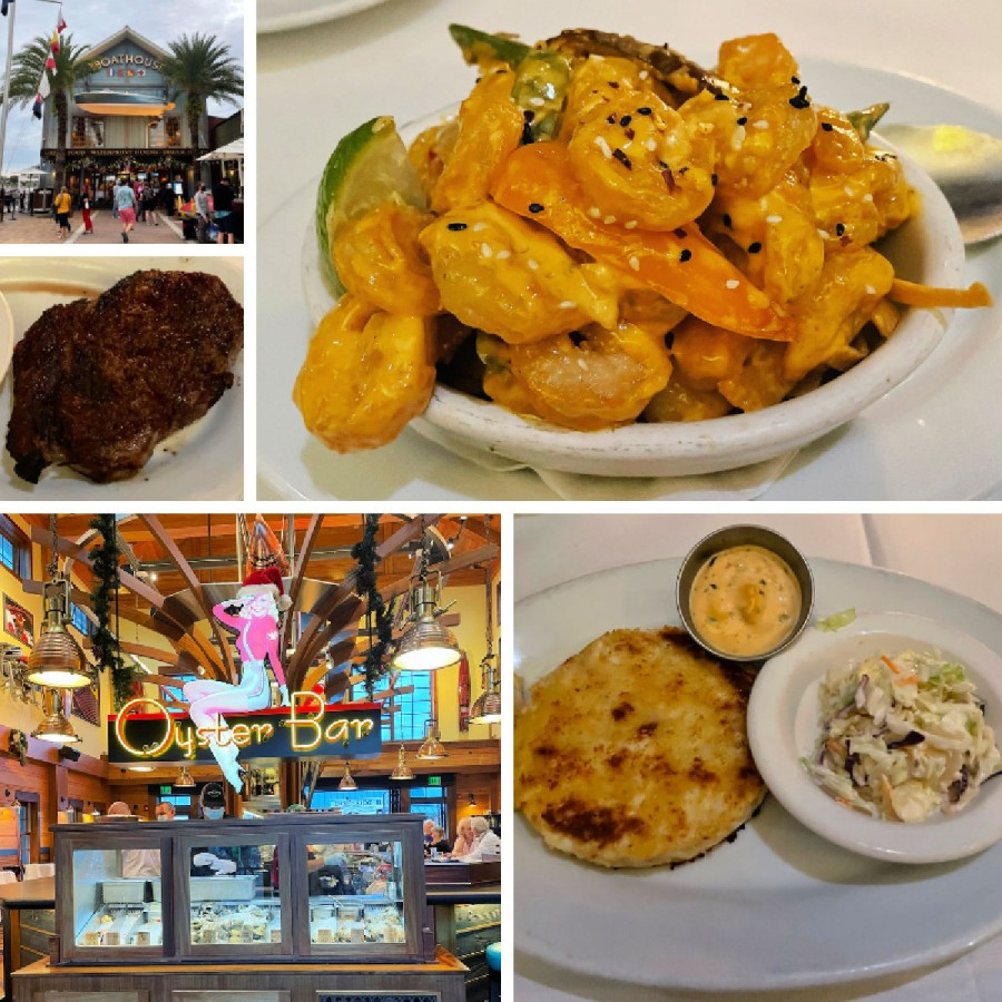 food in orlando disney springs
